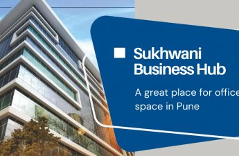 Sukhwani business hub A great place for office space in Pune