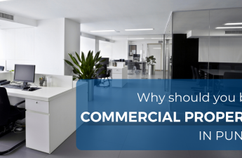 Why should you buy commercial property in Pune?